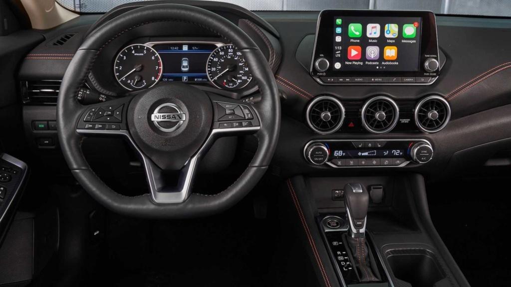 Novo Nissan Sentra estreia nos EUA mais caro que o VW Jetta 2020-n33