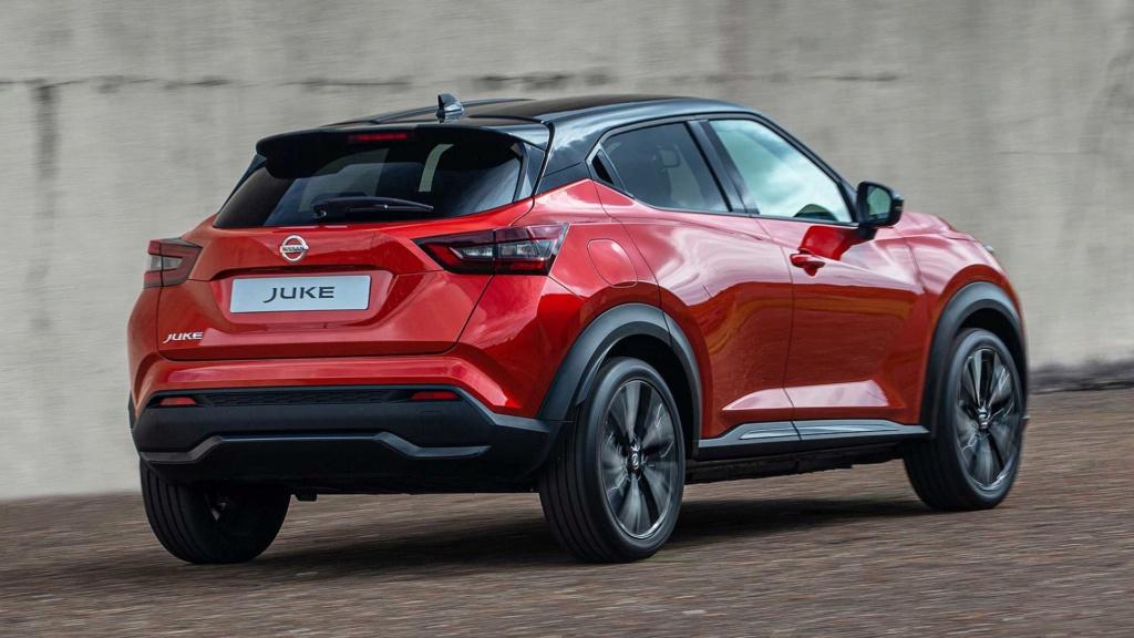 Irmão arrojado do Kicks, Nissan Juke também pode ter sistema híbrido e-Power 2020-n35