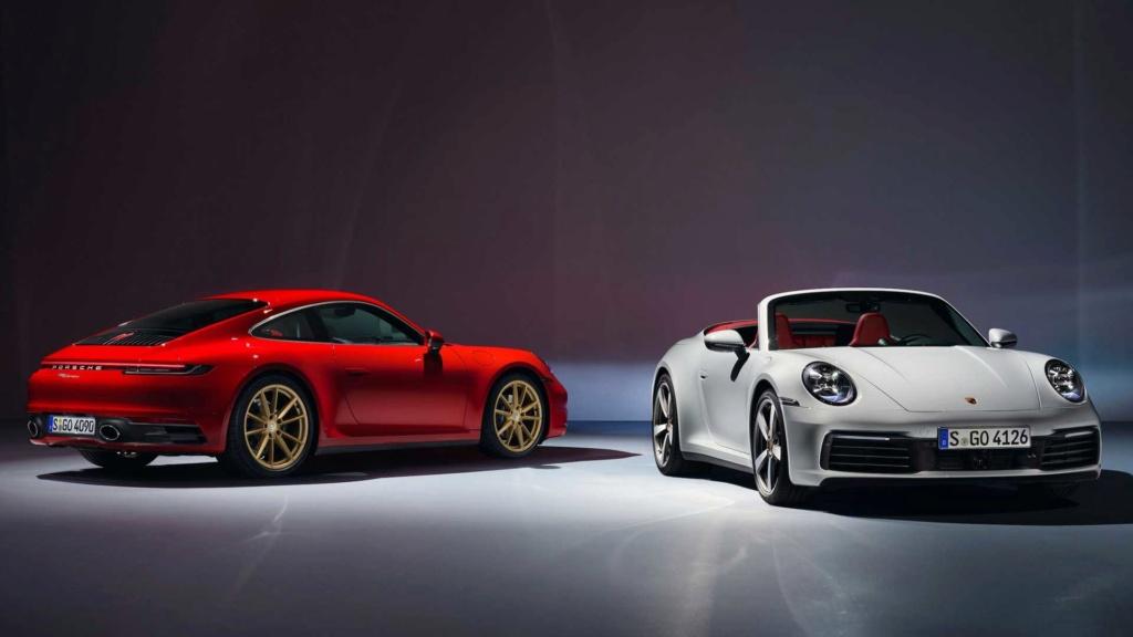 """Novo Porsche 911 Carrera """"de entrada"""" é apresentado com 385 cv 2020-p15"""