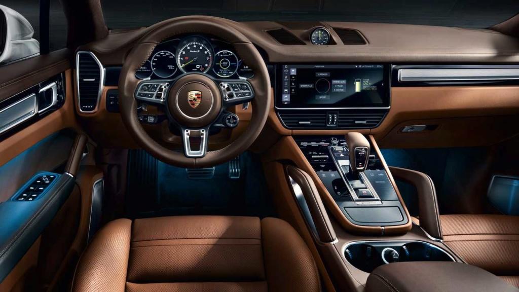 Porsche Cayenne Turbo S E-Hybrid custa R$ 946 mil e faz 25,6 km/litro 2020-p21