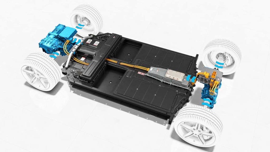 Porsche Taycan 2020 estreia como super sedã elétrico de até 761 cv 2020-p25