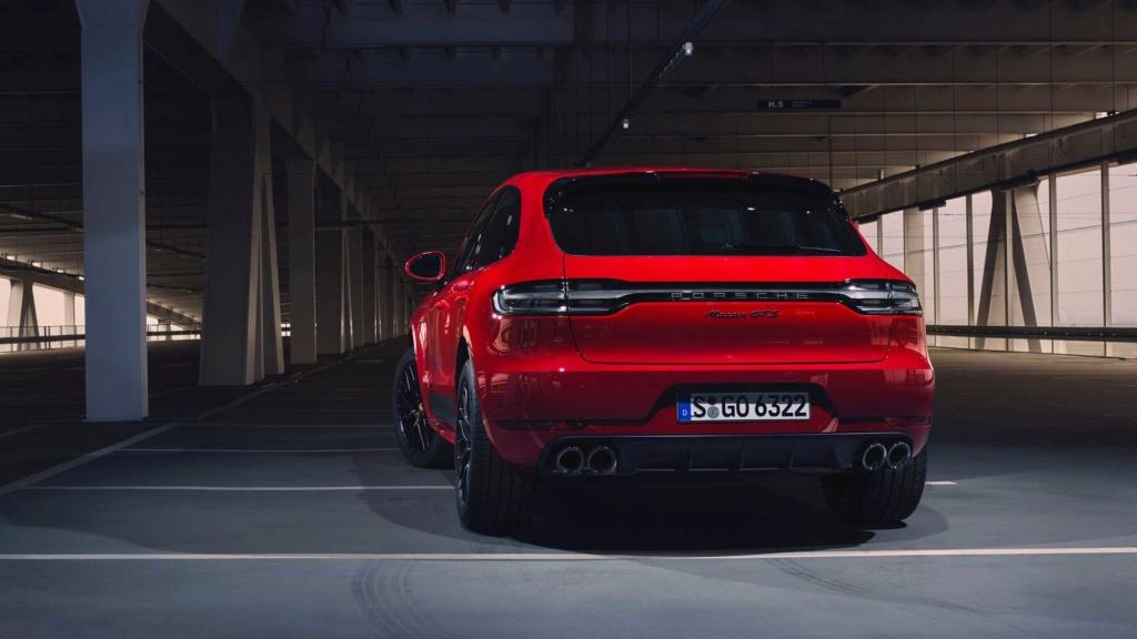 Porsche Macan GTS 2020 fica mais invocado e vai aos 380 cv 2020-p31