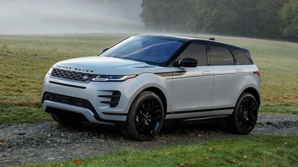 Novo motor 6 cilindros da Land Rover não cabe no cofre do Evoque 2020-r10