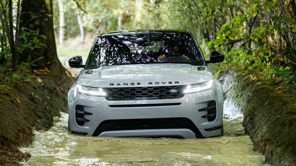 Novo motor 6 cilindros da Land Rover não cabe no cofre do Evoque 2020-r11
