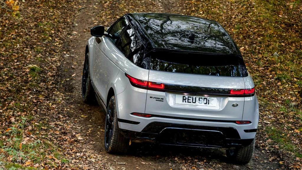 Novo motor 6 cilindros da Land Rover não cabe no cofre do Evoque 2020-r12