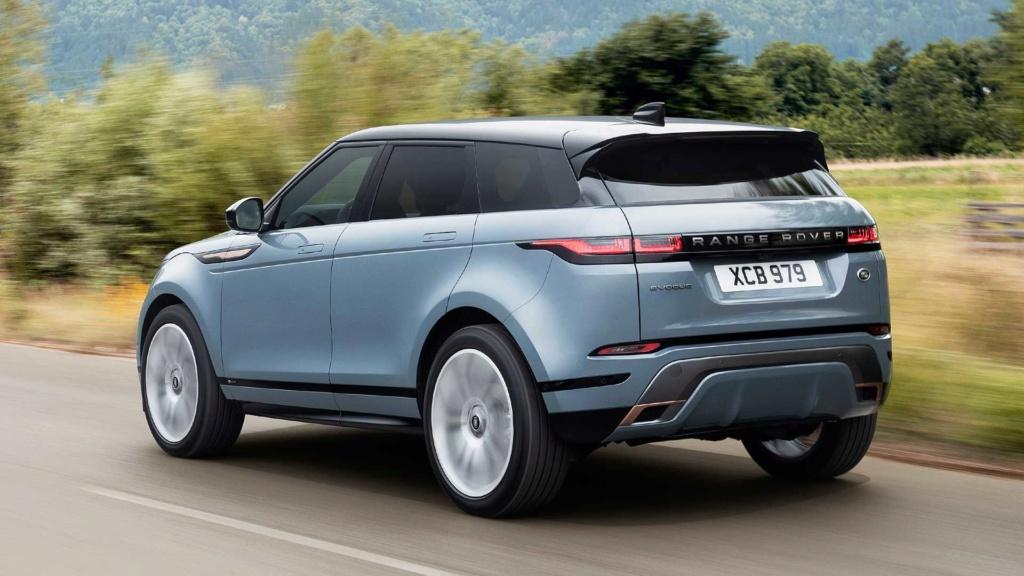 Novo motor 6 cilindros da Land Rover não cabe no cofre do Evoque 2020-r13