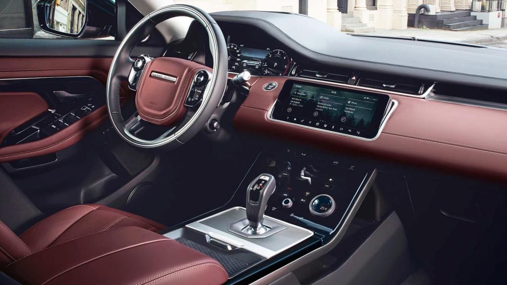 Novo motor 6 cilindros da Land Rover não cabe no cofre do Evoque 2020-r14