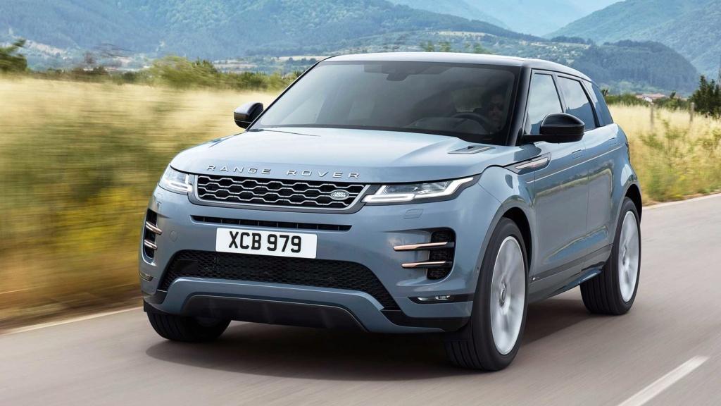 Novo motor 6 cilindros da Land Rover não cabe no cofre do Evoque 2020-r16