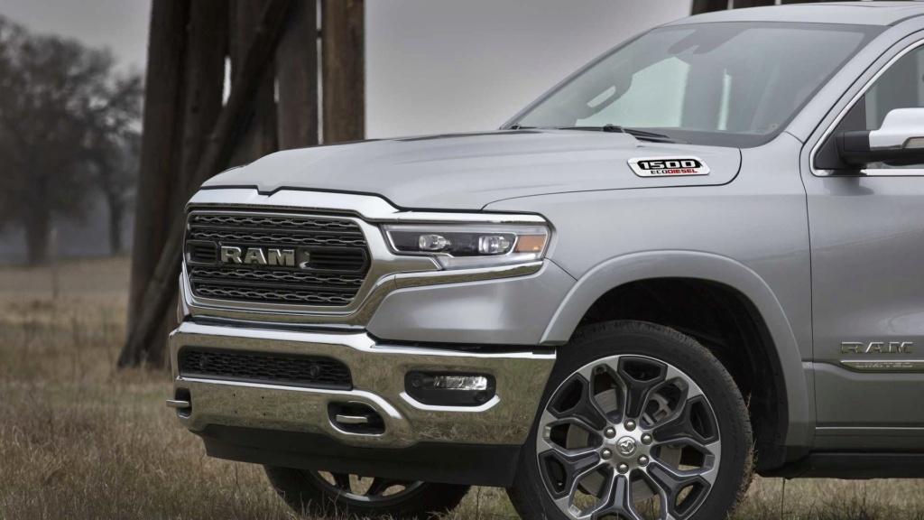 RAM 1500 EcoDiesel 2020: esta é a versão que deve vir ao Brasil 2020-r19