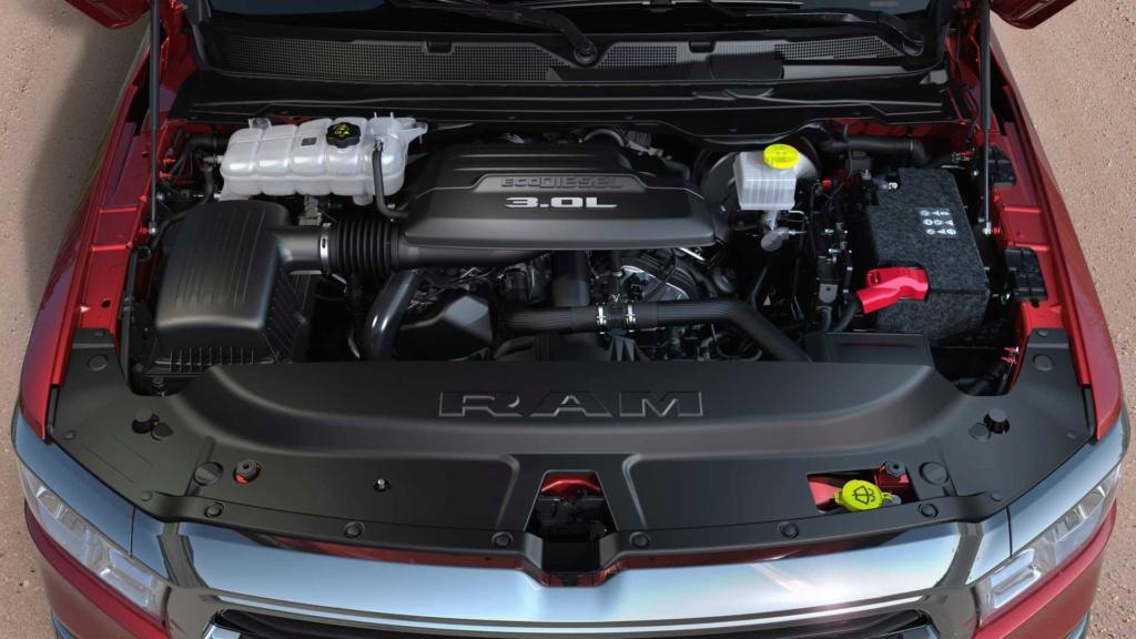 RAM 1500 EcoDiesel 2020: esta é a versão que deve vir ao Brasil 2020-r22