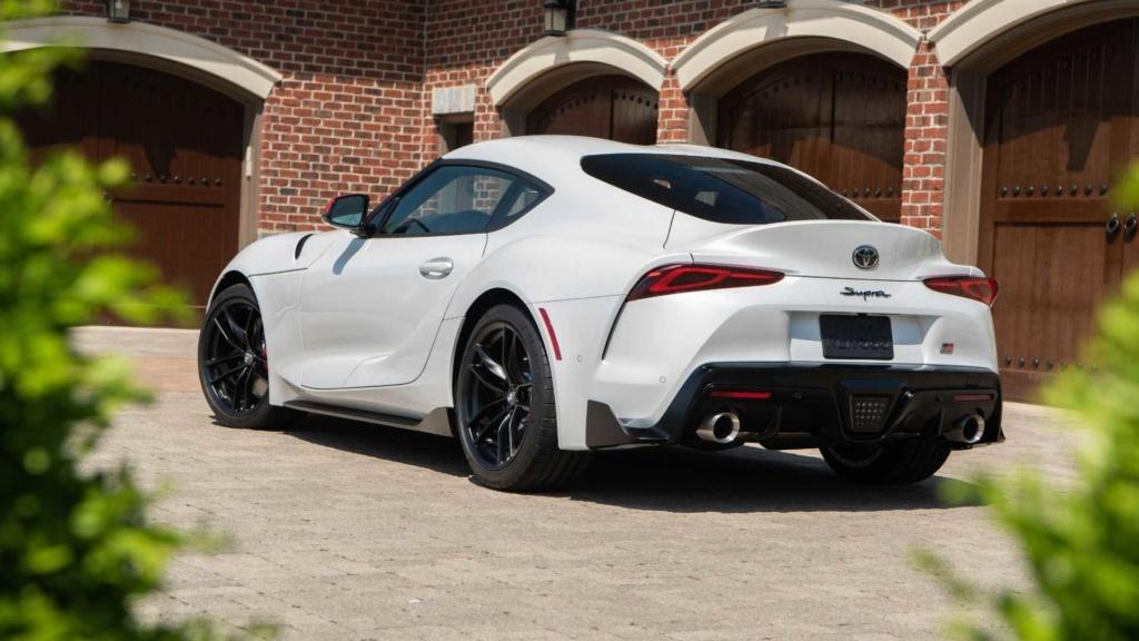 Novo Toyota Supra prova ser mais potente e rápido do que diz a marca 2020-t13