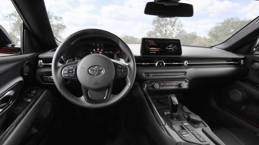 Novo Toyota Supra prova ser mais potente e rápido do que diz a marca 2020-t15