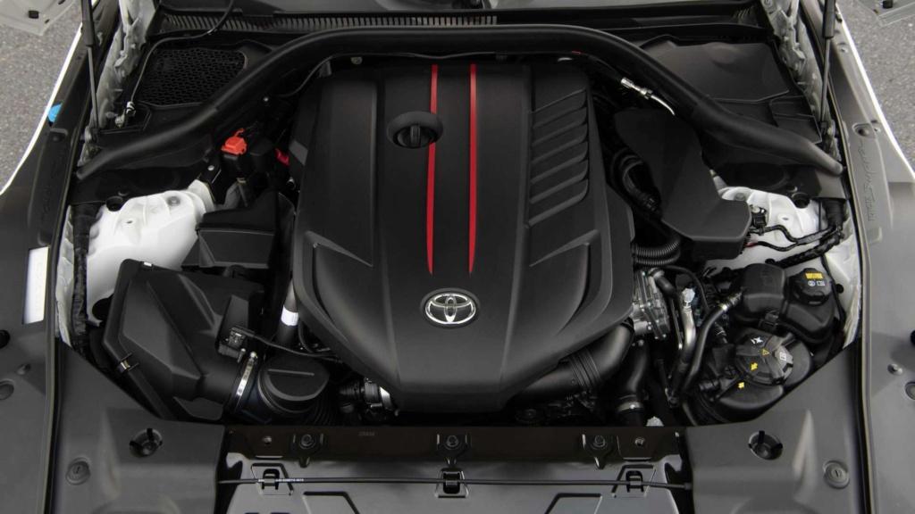 Novo Toyota Supra prova ser mais potente e rápido do que diz a marca 2020-t18