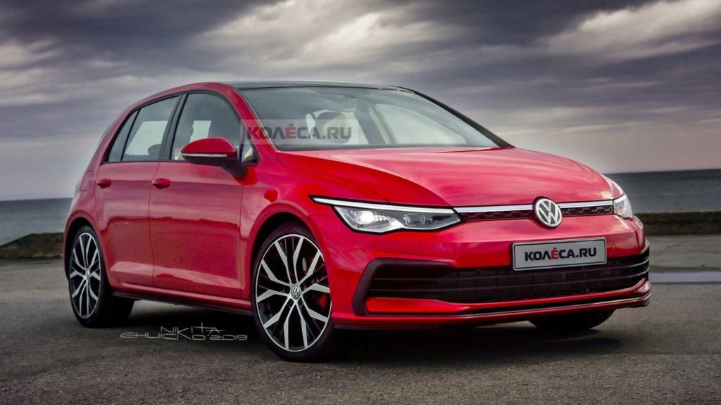 Novo VW Golf precisa ser entregue antes do fim do ano, diz CEO da marca 2020-v16