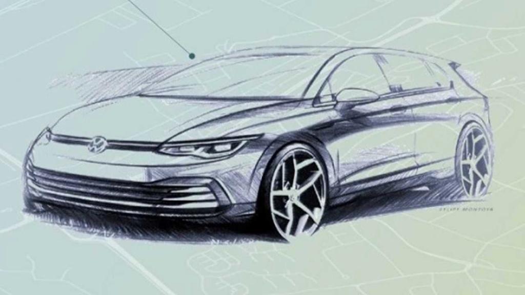 Novo VW Golf precisa ser entregue antes do fim do ano, diz CEO da marca 2020-v17