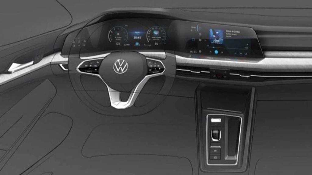 Novo VW Golf precisa ser entregue antes do fim do ano, diz CEO da marca 2020-v18