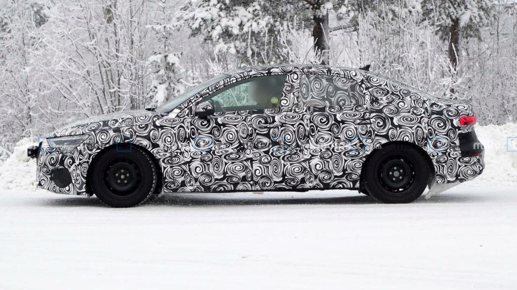 Novo Audi A3 Sedan aparece quase pronto e vem ao Brasil em 2021 2021-a10