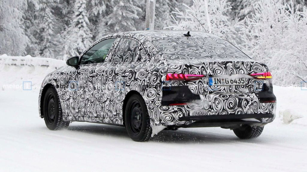 Novo Audi A3 Sedan aparece quase pronto e vem ao Brasil em 2021 2021-a12
