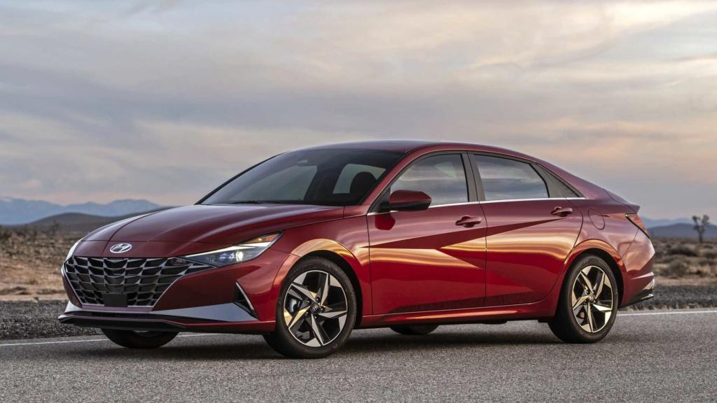 Hyundai Elantra 2021 terá versão esportivada N Line 2021-h14
