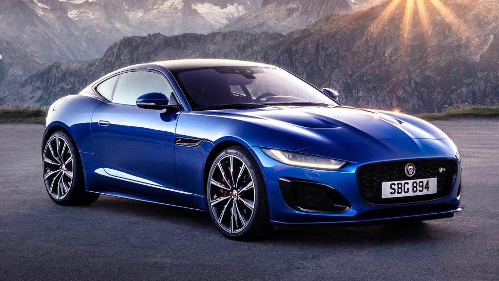 Novo Jaguar F-Type 2021 já pode ser configurado no Brasil 2021-j14