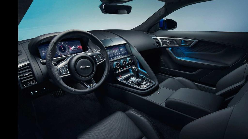 Novo Jaguar F-Type 2021 já pode ser configurado no Brasil 2021-j16