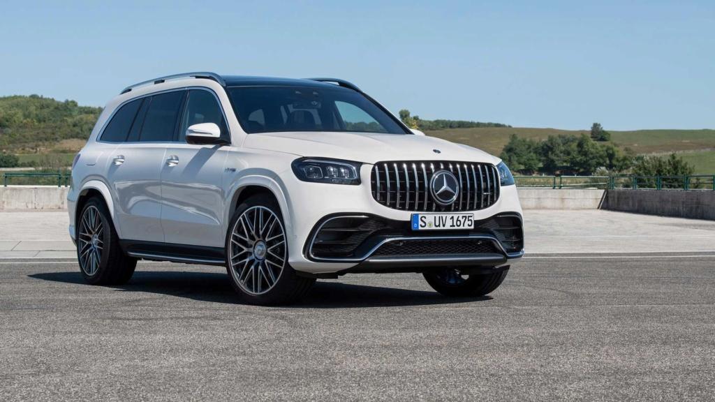 Mercedes-AMG GLE 63 S e GLS 63 são apresentados com mais de 600 cv 2021-m10