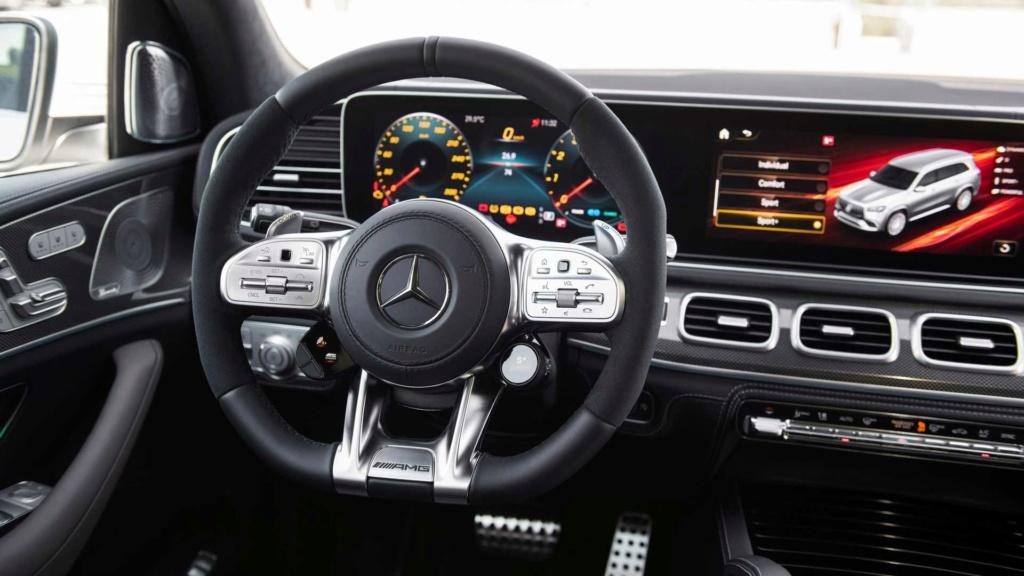 Mercedes-AMG GLE 63 S e GLS 63 são apresentados com mais de 600 cv 2021-m12