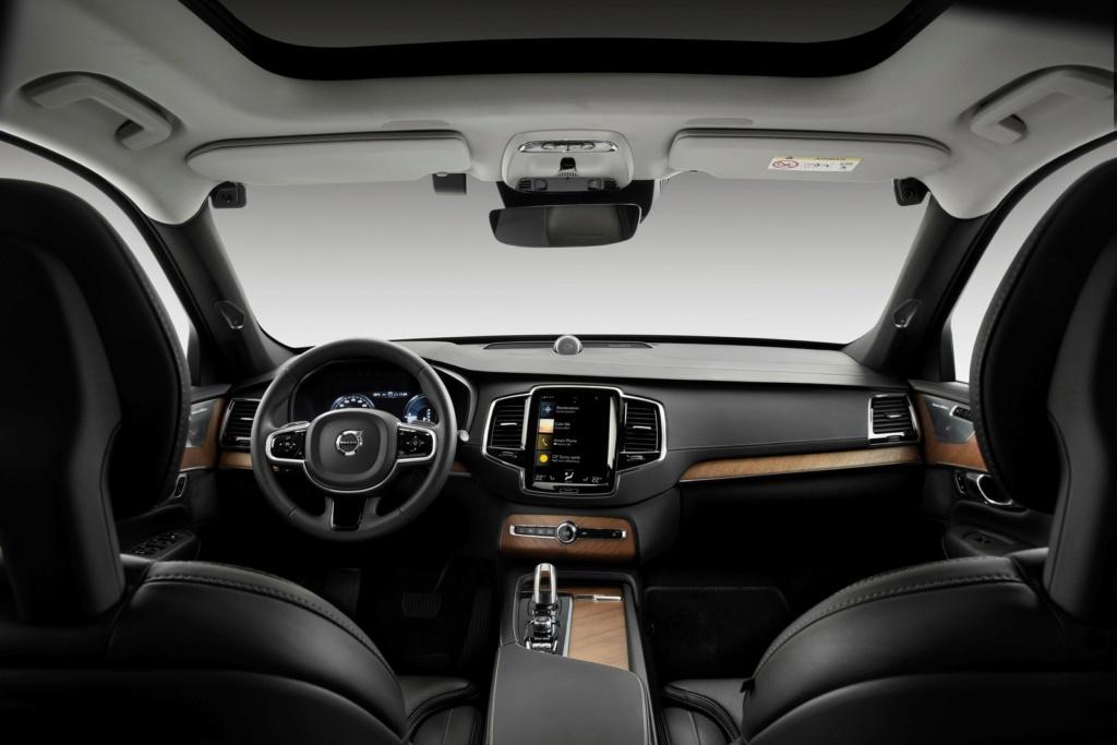 Volvo anuncia chave que limita velocidade e câmeras que detectam embriaguez para 2020 25010410