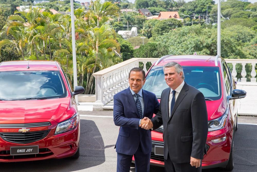 General Motors anuncia investimentos de R$ 10 bilhões em fábricas paulistas 32479310