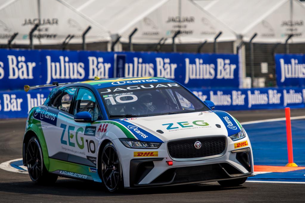 Brasil busca nova vitória no Jaguar I-PACE eTROPHY em etapa na Itália 35609210