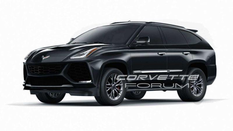 SUV do Corvette? Ex-chefão da GM sugere rival para o Cayenne 3fd02210