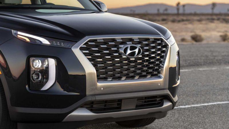 Hyundai quer trazer mais um SUV e registra o nome de Pavise 62117810