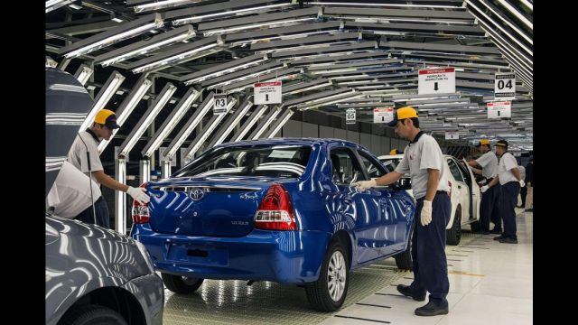 Toyota suspende produção em todas as suas fábricas brasileiras 686d9c10