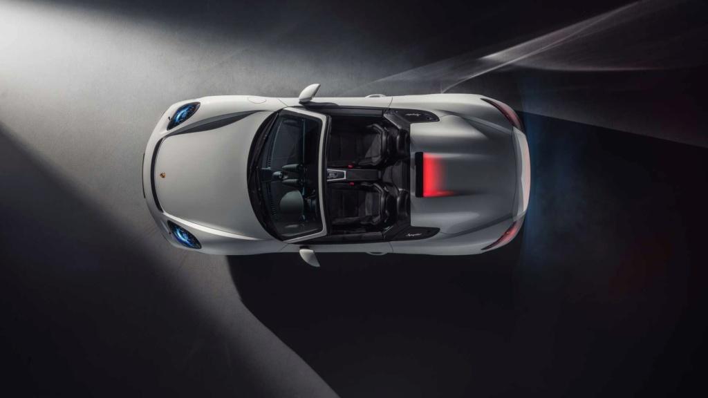 Porsche 718 Cayman GT4 e 718 Spyder: motor 4.0 aspirado, 420 cv e câmbio manual! 718-bo12