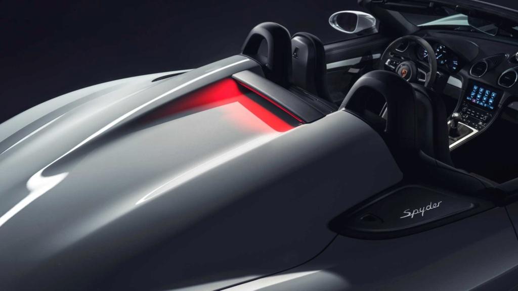 Porsche 718 Cayman GT4 e 718 Spyder: motor 4.0 aspirado, 420 cv e câmbio manual! 718-bo13