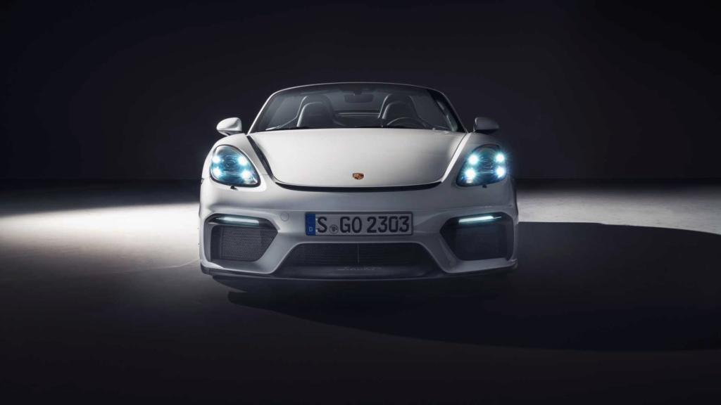 Porsche 718 Cayman GT4 e 718 Spyder: motor 4.0 aspirado, 420 cv e câmbio manual! 718-bo15