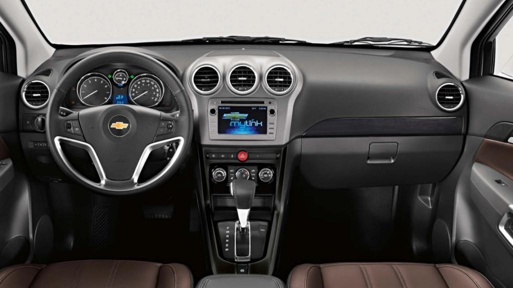Sobre Chevrolet Captiva 97411_10