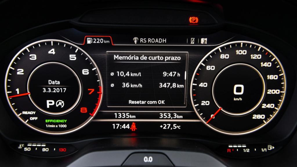 Audi oferece reposição gratuita de grade frontal após casos de furto A3-sed11