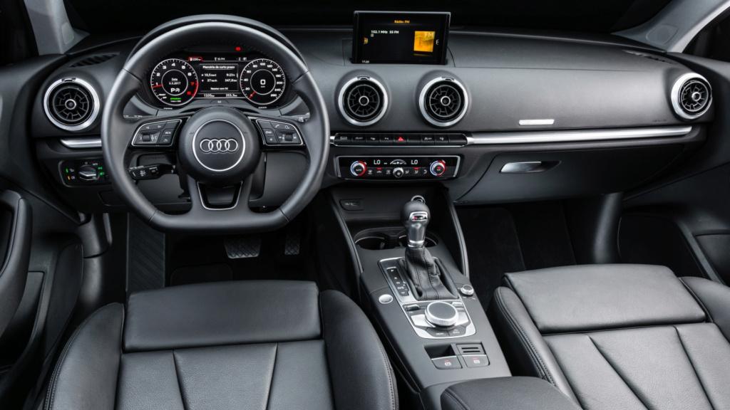 Audi oferece reposição gratuita de grade frontal após casos de furto A3-sed14