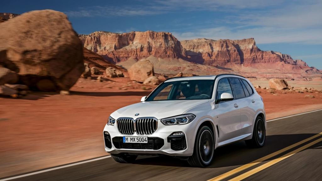 Novo BMW X5 será produzido no Brasil a partir de junho All-ne10