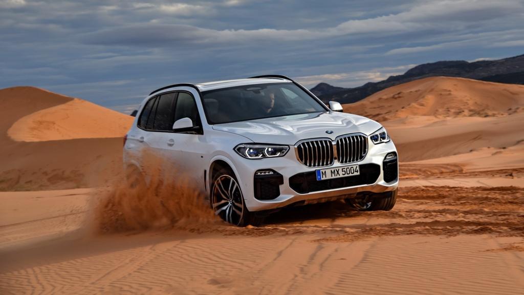 Novo BMW X5 será produzido no Brasil a partir de junho All-ne11