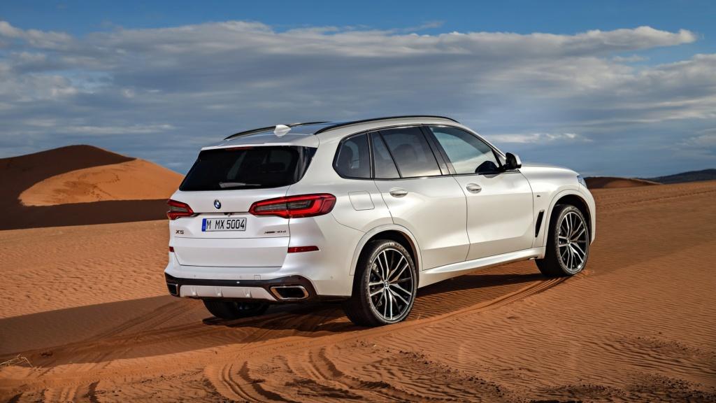 Novo BMW X5 será produzido no Brasil a partir de junho All-ne12