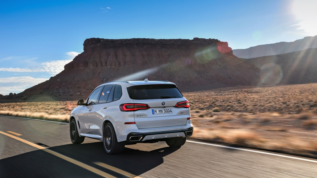 Novo BMW X5 será produzido no Brasil a partir de junho All-ne13