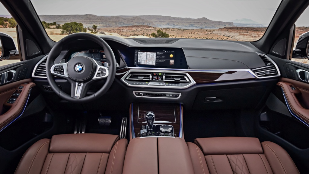 Novo BMW X5 será produzido no Brasil a partir de junho All-ne16