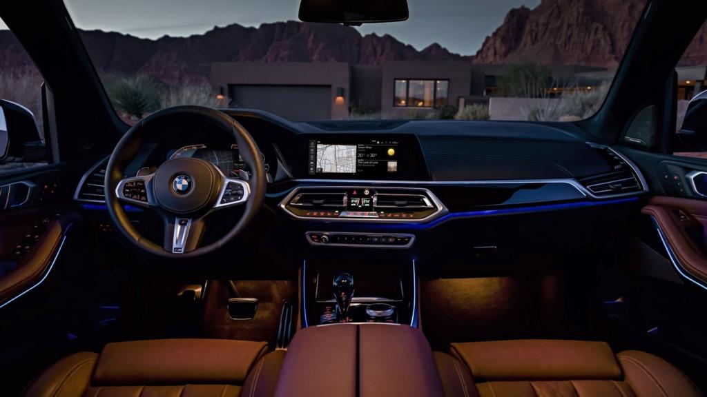 Novo BMW X5 será produzido no Brasil a partir de junho All-ne17