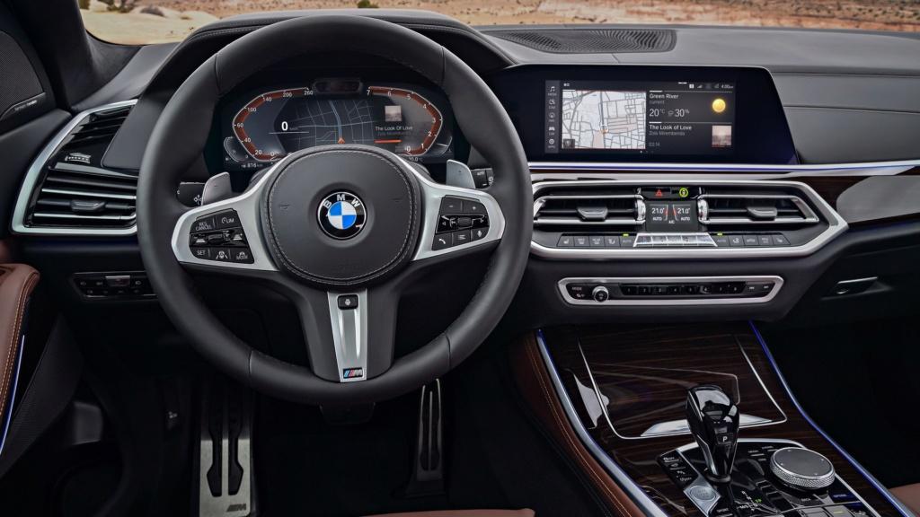 Novo BMW X5 será produzido no Brasil a partir de junho All-ne18