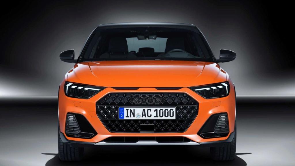 Audi A1 Citycarver mostra como poderá ser o Polo aventureiro Audi-a14