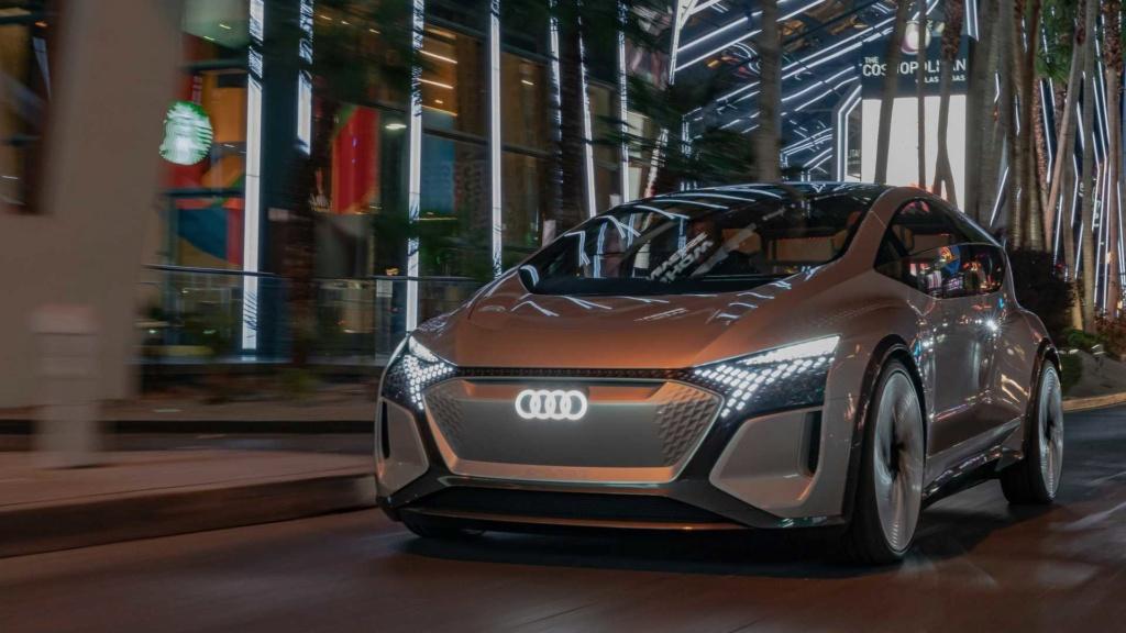 CES 2020: Audi AI:ME é versão futurista e premium do Volkswagen ID.3 Audi-a17