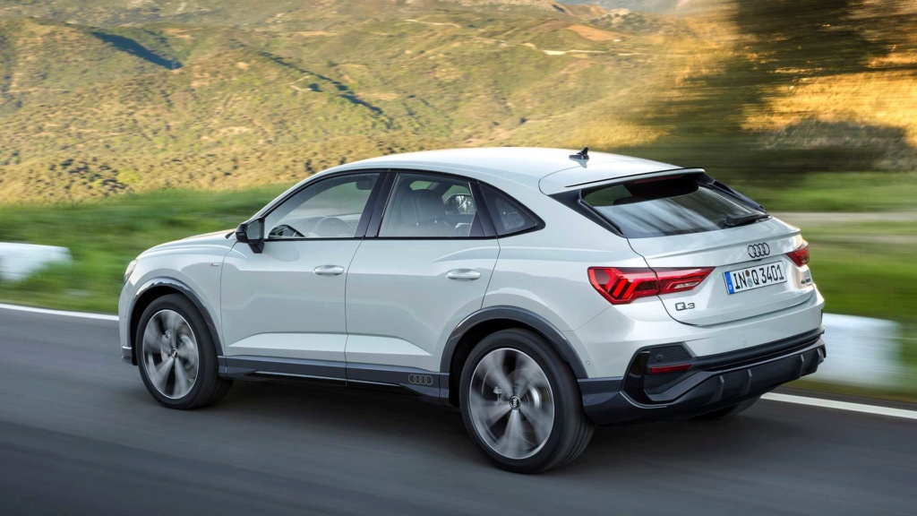 Novo Audi Q3 Sportback é versão mais estilosa e esportiva do SUV Audi-q12