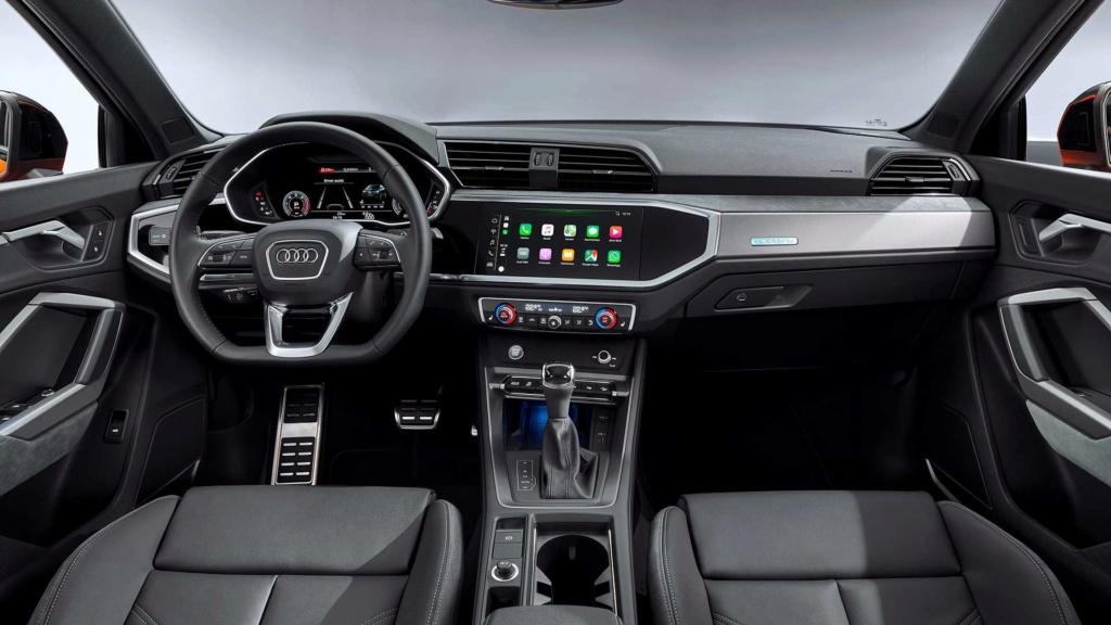 Novo Audi Q3 Sportback é versão mais estilosa e esportiva do SUV Audi-q13